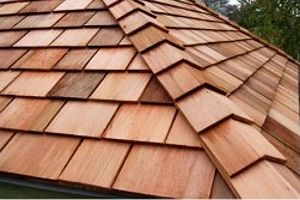 Cedar Shake & Shingle Roof Snow Retention